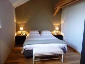 La Maison Forte, Bed & Breakfast  Montaut - big - 18