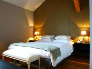 La Maison Forte, Bed & Breakfast  Montaut - big - 24