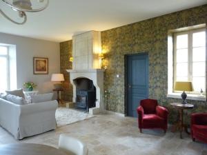 La Maison Forte, Bed & Breakfast  Montaut - big - 16