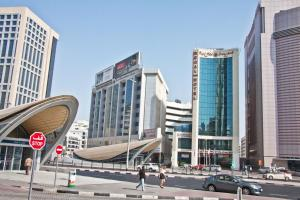 Regal Plaza Hotel, Hotel  Dubai - big - 12