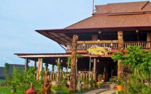 Ratanak Resort, Rezorty  Banlung - big - 28
