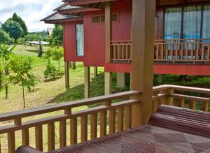 Ratanak Resort, Resorts  Banlung - big - 8