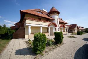 4 stern hotel Kehida Hertelendy Ház Kehidakustány Ungarn