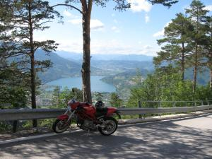 Bikehotel Toresela am Gardasee, Hotely  Nago-Torbole - big - 38
