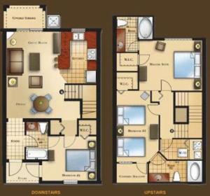 Villas at Regal Palms Resort & Spa, Rezorty  Davenport - big - 3