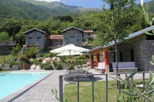 Veranda Hill Lodge, Apartments  Pianello Del Lario - big - 5