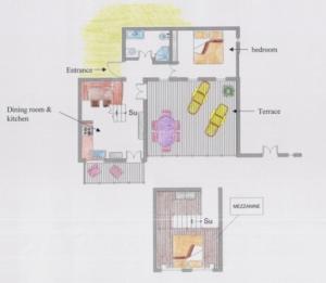 Veranda Hill Lodge, Apartments  Pianello Del Lario - big - 12