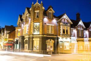 OX Hotel, Bar, & Grill, Hotely  Poole - big - 26