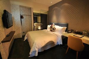 AT Boutique Hotel, Hotel  Taipei - big - 49