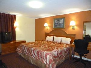 Mount Vernon Inn, Motels  Sumter - big - 7