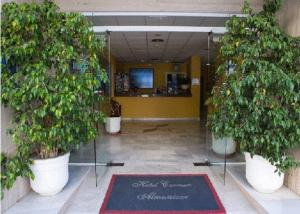 Hotel Carmen Almuñécar, Hotels  Almuñécar - big - 41