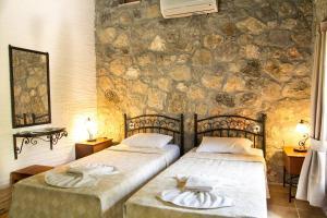 Doga Apartments, Residence  Kayakoy - big - 12