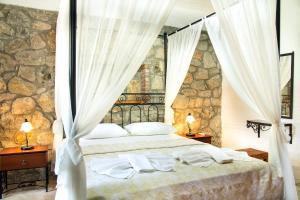 Doga Apartments, Residence  Kayakoy - big - 6