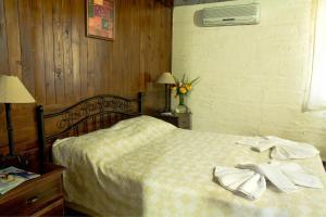 Doga Apartments, Residence  Kayakoy - big - 24