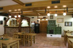 Pension Klokočí, Guest houses  Sněžné - big - 63