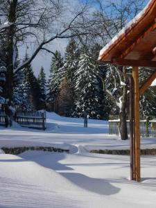 Pension Klokočí, Penzióny  Sněžné - big - 58