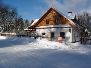 Pension Klokočí, Penzióny  Sněžné - big - 56