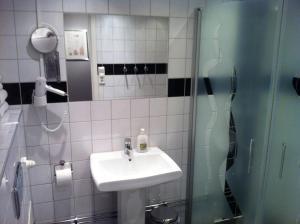 Hotell Marieberg, Hotel  Kristinehamn - big - 10