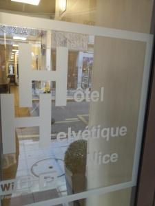 Hôtel Helvétique, Отели  Ницца - big - 38