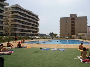 Apartamentos en Rocamaura, Appartamenti  L'Estartit - big - 25