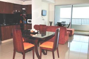 Apartamentos Palmeto Cartagena Nª3401, Apartmány  Cartagena de Indias - big - 1