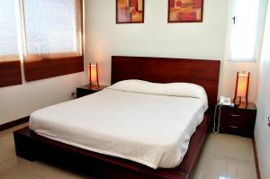 Apartamentos Palmeto Cartagena Nª3401, Apartmány  Cartagena de Indias - big - 5