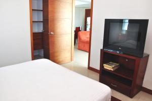 Apartamentos Palmeto Cartagena Nª3401, Apartmány  Cartagena de Indias - big - 7