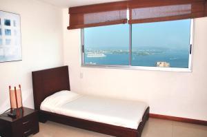 Apartamentos Palmeto Cartagena Nª3401, Apartmány  Cartagena de Indias - big - 22