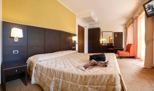 Hotel Villa Rosa, Hotely  Nago-Torbole - big - 6