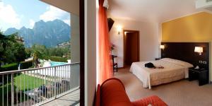 Hotel Villa Rosa, Hotely  Nago-Torbole - big - 27
