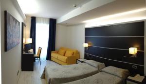 Hotel Villa Rosa, Hotely  Nago-Torbole - big - 12