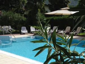 Hotel Villa Rosa, Hotely  Nago-Torbole - big - 45