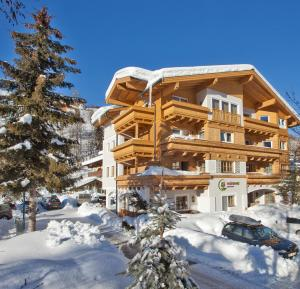 Rosentalerhof Hotel & Appartements, Penziony  Saalbach Hinterglemm - big - 44