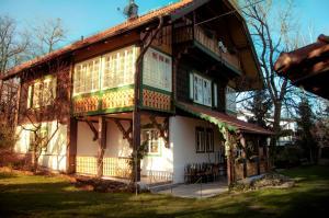 Penzion Letohrádek