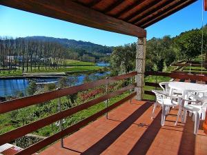 Quinta Da Prova, Vidiecke domy  Ponte da Barca - big - 1