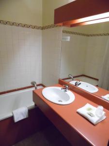 Logis Les Provinciales, Hotel  Arpajon-sur-Cère - big - 7
