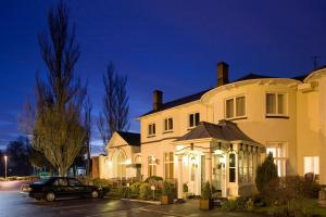 Mercure Brandon Hall Hotel & Spa Warwickshire, Hotely  Brandon - big - 20