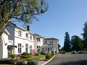 Mercure Brandon Hall Hotel & Spa Warwickshire, Hotely  Brandon - big - 21