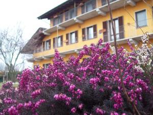 Residence La Bellotta, Apartments  Oleggio - big - 22