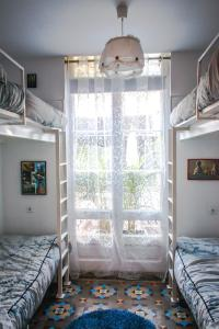 Single Bed in 8-Bed Female Dormitory