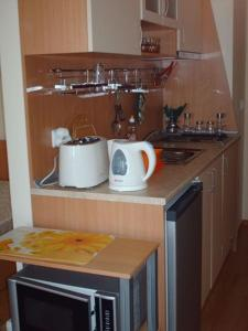 Chateau Aheloy, Apartmánové hotely  Aheloy - big - 33