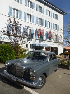 Hôtel de France, Hotels  Sainte-Croix - big - 37