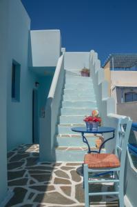 Galazia Studios, Residence  Naxos Chora - big - 32