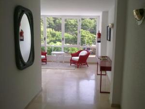Apartamentos Centremar, Апартаменты  Л'Эстартит - big - 33