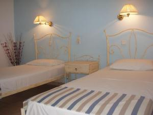 Blue Sea, Hotels  Mochlos - big - 4
