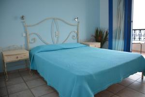 Blue Sea, Hotels  Mochlos - big - 13