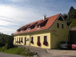 Penzion Kříž, Guest houses  Český Krumlov - big - 29