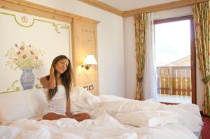 Hotel Cristallo, Szállodák  Dobbiaco - big - 14