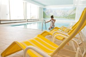 Hotel Cristallo, Отели  Добьяко - big - 52