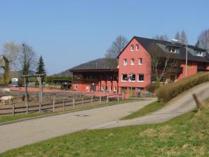 Longhorn Ranch Countryhotel - Garni, Inns  Schönau - big - 8